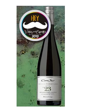 Cono Sur Single Vineyard Block Nº23 Riesling 2018