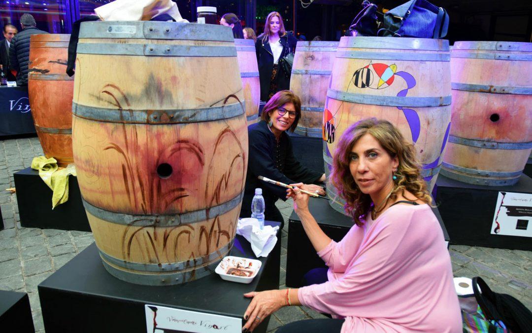 Wine and Live Art