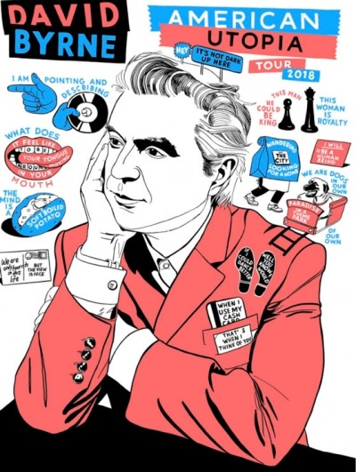 American Utopia (David Byrne)