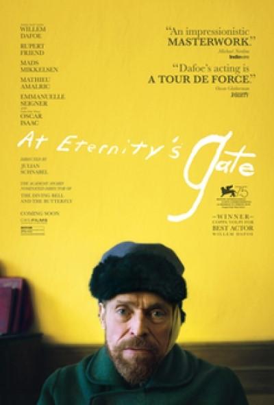 At Eternity's Gate (Julian Schnabel)