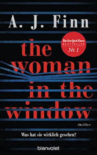 The Woman in the Window (A.J. Finn)