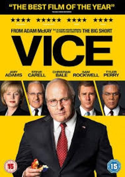 Vice (Adam McKay)
