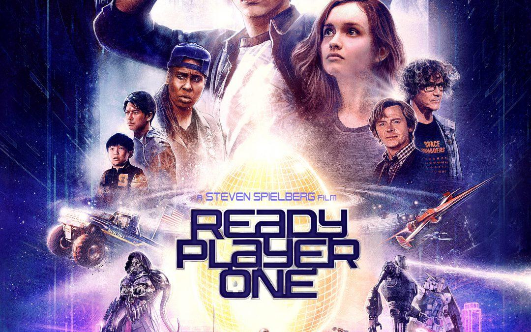 Ready Player One (Steven Spielberg)
