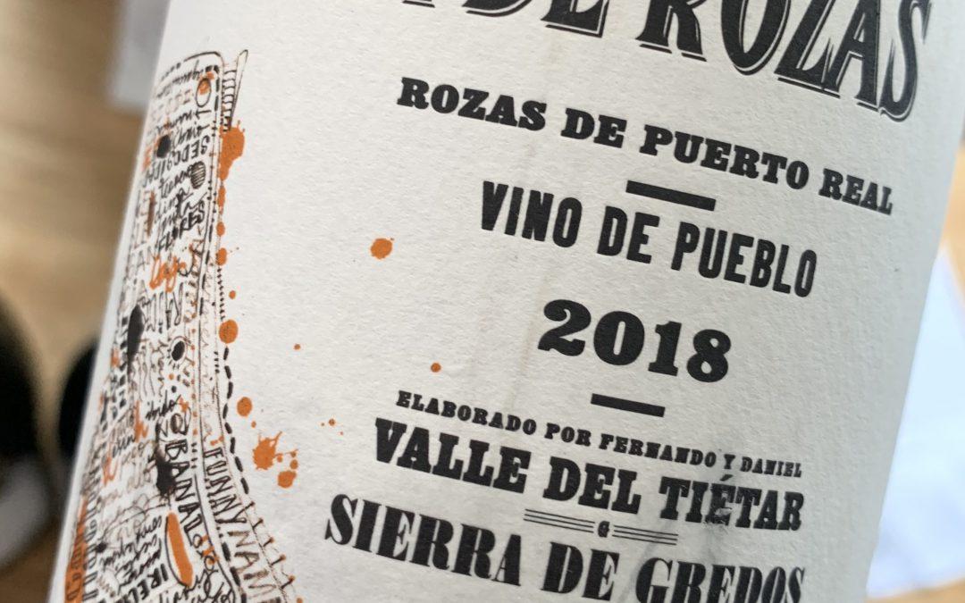 Bruja de Rozas Vino de Pueblo 2018